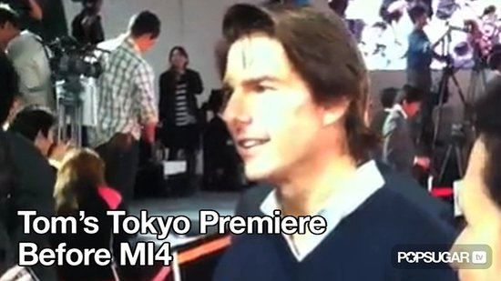 tom cruise mission impossible 2. Tom Cruise reveals he is going