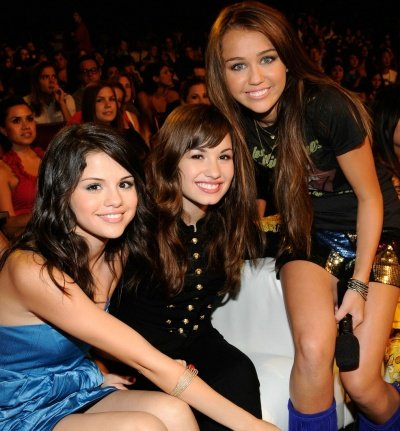 selena gomez and demi lovato and taylor. miley cyrus and selena gomez and demi lovato and taylor swift.