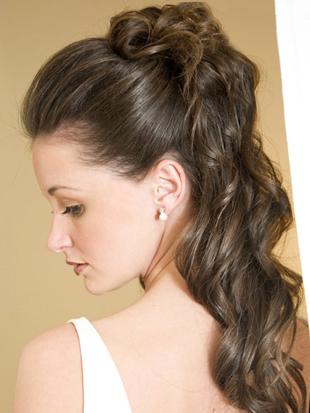 prom hairstyles 2011 for long hair half up Wedding Hairstyles for Long
