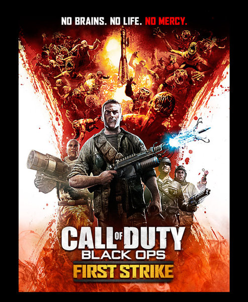 black ops wallpaper zombies. hot Black Ops Zombies