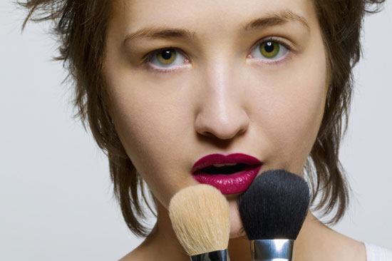 essential makeup brushes. The Makeup Brush Essentials